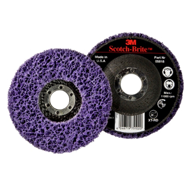 Clean & strip rígido Púrpura (XT-RD)